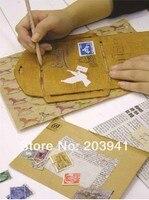 10 шт./лот новый шаблон деревянный конверт руководство трафарет плесень сделать envenlops19.7 х 28 см оптовая