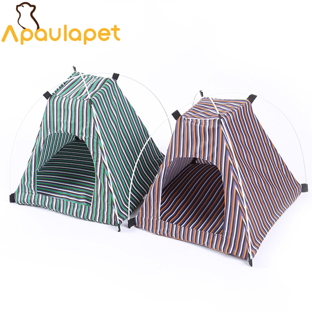 Summer Winter Dog Travel Portable Pet Dog Cat Sleeping Bed House Tent Pet Hiking Cage Carrier With Mat Pad Tent Outdoor Dog Tent  sc 1 st  AliExpress.com & Summer Winter Dog Travel Portable Pet Dog Cat Sleeping Bed House ...