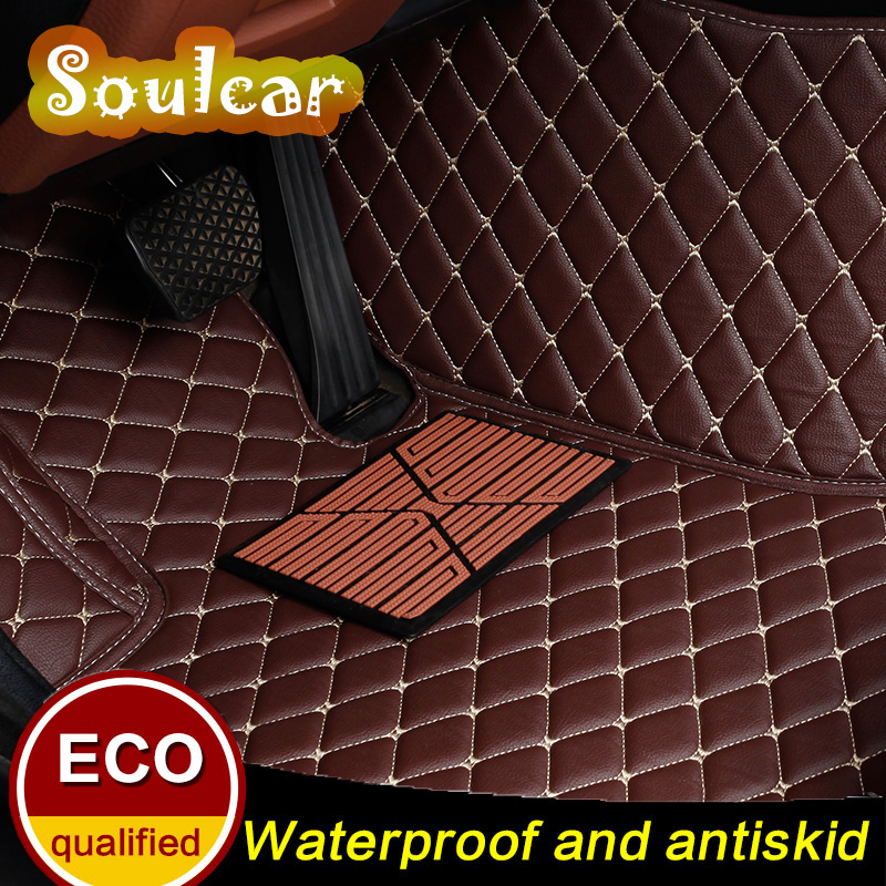 Custom fit Car floor mats for TOYOTA PRIUS REIZ Sienna Tundra VIOS 86 EZ 2004-2017 3d car-styling car floor carpet Liners special car trunk mats for toyota all models corolla camry rav4 auris prius yalis avensis 2014 accessories car styling auto