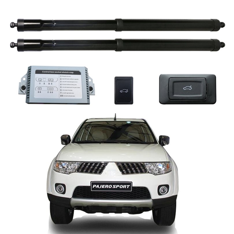 Smart Auto Electric Tail Gate Lift Special For Mitsubishi Pajero Sport 2016