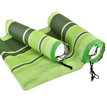 Portable Summer Beach Swimming Floating Mat Mattress Lounge Bed Chair Outdoor Water Hammock Pool Sleeping Swimming Bed