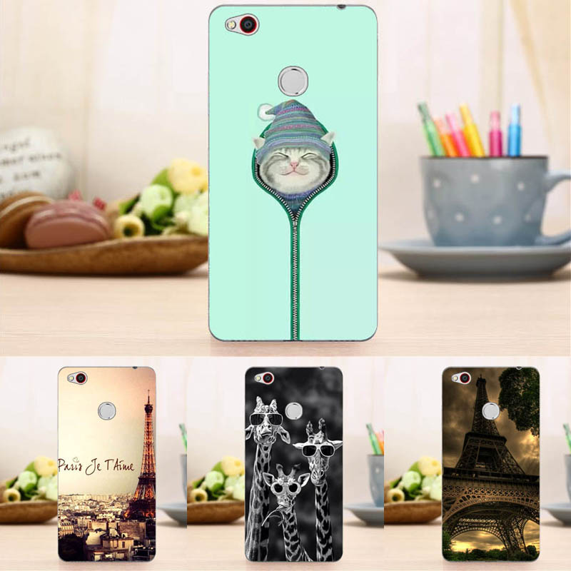 Fashion Soft Silicon Case for ZTE Nubia N1 Fashion Flower Cover for ZTE Nubia N1 N 1 5.5 Case Coque ...