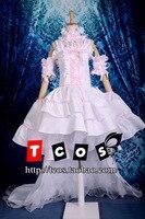 Chobits Cosplay Chii Women S Dress Sleeveless Lolita Long Skirt Evening Dress Rode Wedding Gown Costume