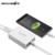 Blitzwolf universal bw-s7 qc3.0 40 w smart 5 certificada carga rápida portas usb de alta velocidade adaptador de carregador para o iphone para o telefone