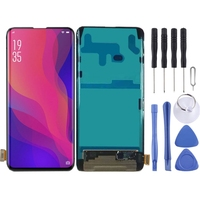 High Quality LCD Screen and Digitizer Full Assembly Replacement Glass For OPPO Find X