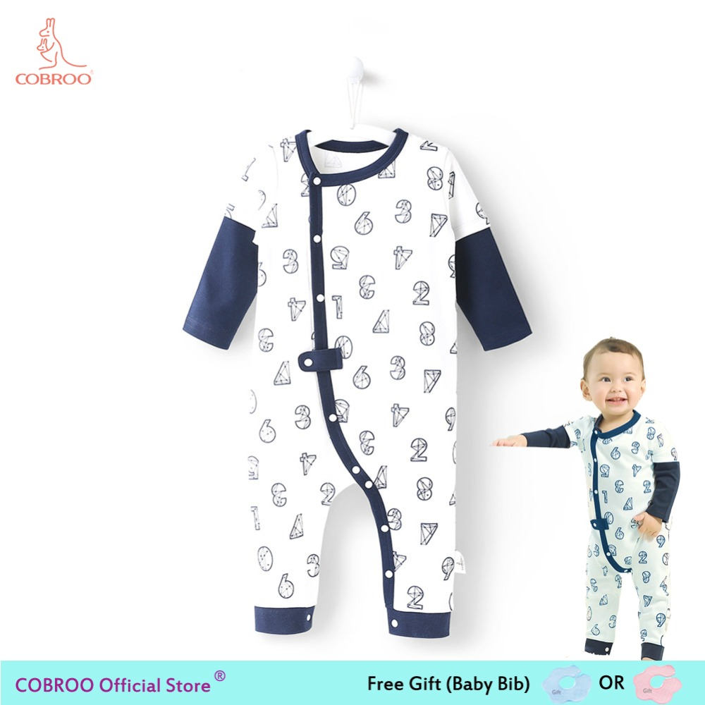 ᐅNewborn Baby Boy Clothes Summer Rompers 0 24 Months Baby Clothes ...