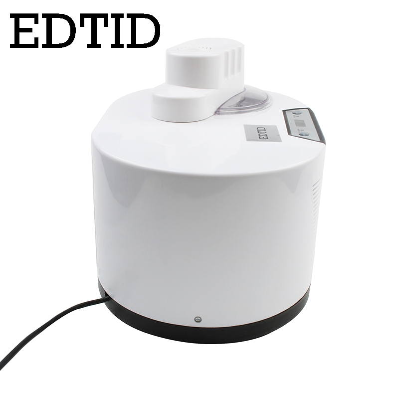 EDTID Self Cooling Ice Cream Maker used for Commercial and Home Kitchen to Prepare Delicious Ice Cream and Frozen Yogurt 4