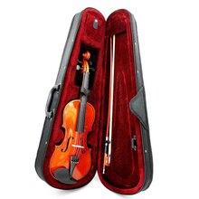 Размер 3/4 натуральная скрипка, липа, стальная веревка, Арбор, лук для начинающих