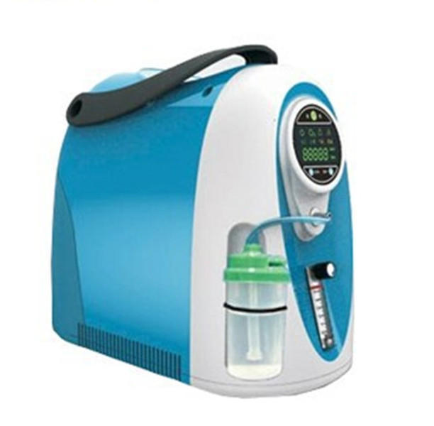 CE Approved 1 to 5 liters continuous flow 93% purity oxygen portable oxygen concentrator Free Shipping