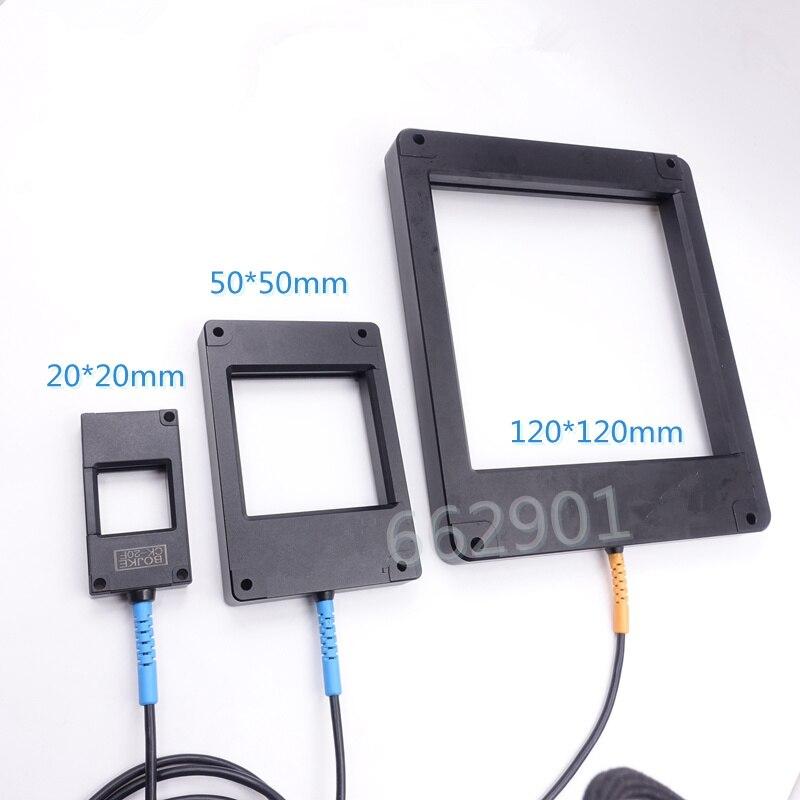 Window Count fiber Drop Count Sensor Optical Fiber Amplifier Sensor CK 20H CK 20S Replace PG 602 Detect 0.3mm Fiber Sensor