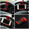 Universal Car Steering Wheel Clip Holder for SmartPhones 4