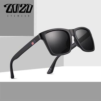Design Retro Polarized Sunglasses
