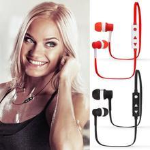 HL Bluetooth 4.1 Wireless Sport Headset Stereo Headphone Earphone Sept 2 E22