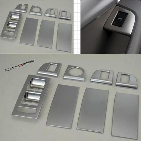 yimaautotrims abs apoio de braco da porta botao de elevador de vidro de janela mk3