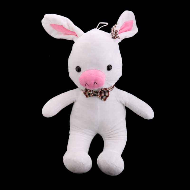 все цены на  A new lovely pet pig rabbit Stuffed Animals Cute Cartoon Plush Toy Dolls 55cm/21.65inch TY  онлайн