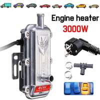 3000W Car Engine Coolant Heater Preheater Not W ebasto Eberspacher Motor Heating Preheating Air Parking Heater