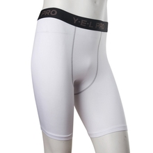 Mens Thermal Compression Gym Anthletic Pants Shorts Tights Sports Fitness 43BP