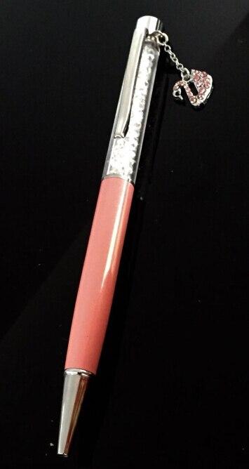 Горячие ручки кристалл леди ручка лебедь кулон подарок на день рождения Новая Мода Подарки
