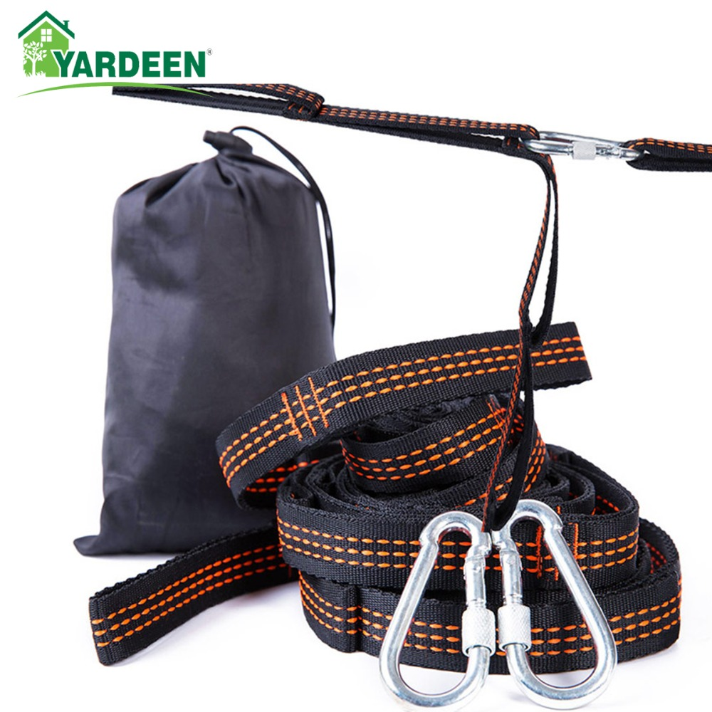 Hammock Accessories For Portable Parachute Use Strong Stainless Steel Buckle And Stronger Straps Including Accessories Bags