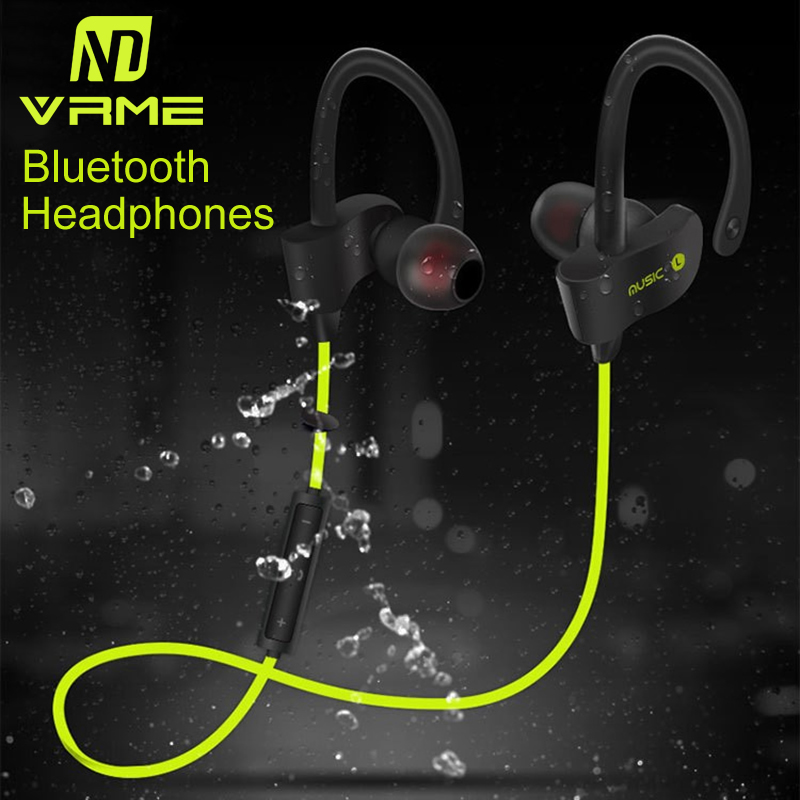 цены  Wireless Bluetooth Headphones Professional Sport Earphone Supper Bass Stereo Music Headset with Microphone for iPhone 7 6 Xiaomi