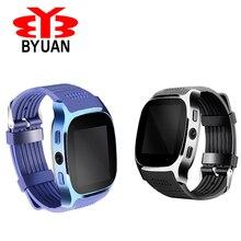 Kingwear Смарт-часы Водонепроницаемый MTK6261D Bluetooth 4.0 SmartWatch носимых Поддержка SIM карты памяти для Для мужчин/Для женщин часы