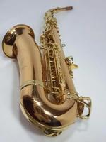 Saxphone Alto A WO1 992 Bronze Gold Lacquer Made In Japan Professional Brass Instruments Music Alto Saxofone E Flat