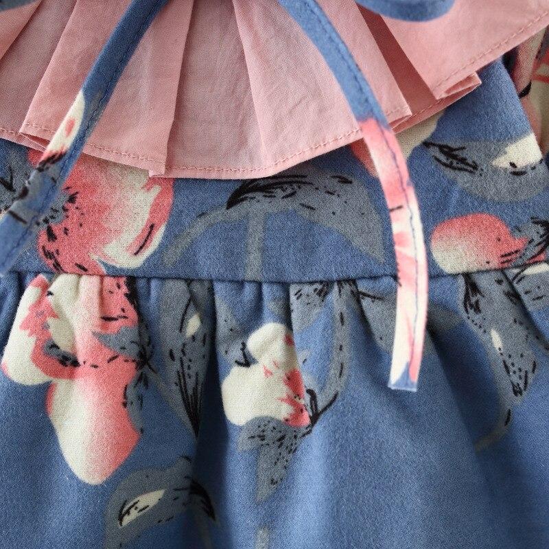 BibiCola/куртка для маленьких девочек коллекция года; сезон осень-зима; Новая Модная хлопковая верхняя одежда для маленьких девочек бархатная куртка для малышей подходит для От 0 до 2 лет