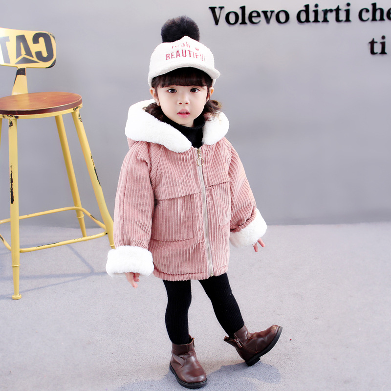 JKP girls thicker jacket 2018 children corduroy cotton jacket children baby girl plus velvet jacket tide jacket new FPC-167 fashion adjustable usb rechargeable led desk table lamp light with clip touch switch dimmable student lamp for reading