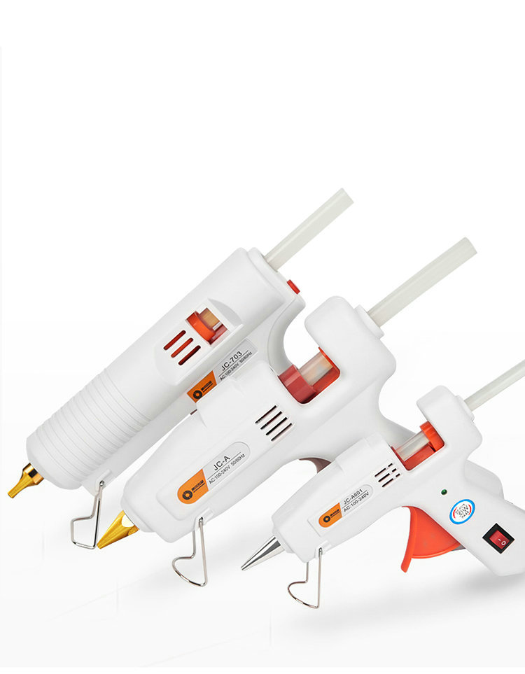 30-120Wvariety of choices, presented high quality glue sticks,industrial mini hot melt tools, electric heating temperature tools