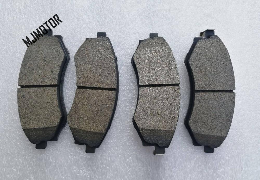 (4 pièces/ensemble) jeu de plaquettes de frein avant KIT-FR frein à disque pour Hyundai SONATA ix20 KIA SOUL Automobile partie 581013SA26 - 3