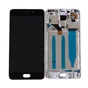 """Image 2 - 5.5 """"Originele M & Sen Voor Meizu M6 Note Lcd scherm + Touch Panel Digitizer Met Frame Voor meizu Meilan Note 6 Lcd Display"""