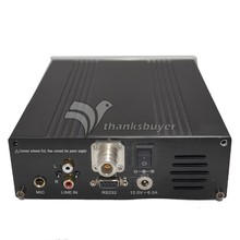 CZH-T251 0-25W Power Adjustable Professional FM stereo Broadcast Transmitter