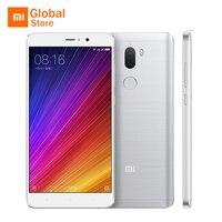 Xiaomi Mi5s plus Mi 5S Plus 6GB RAM 128GB ROM Mobile Phone Snapdragon 821 Quad Core 5.7
