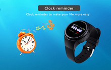 Super GPS tracking watch for Children old man T88 Smart watch SOS Emergency 1.22″ touch screen Anti-lost WIFI LBS AGPS Location