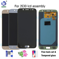 For SAMSUNG GALAXY LCD J5 2017 J530 J530F SM J530F Display Touch Screen Digitizer Assembly Free