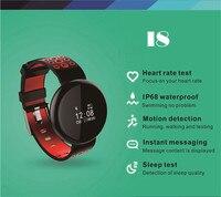 CARPRIE Electronics Smart Watches Wrist Smart Bracelet Heart Rate Waterproof Call Reminder Pedometer Bluetooth Health NOV30