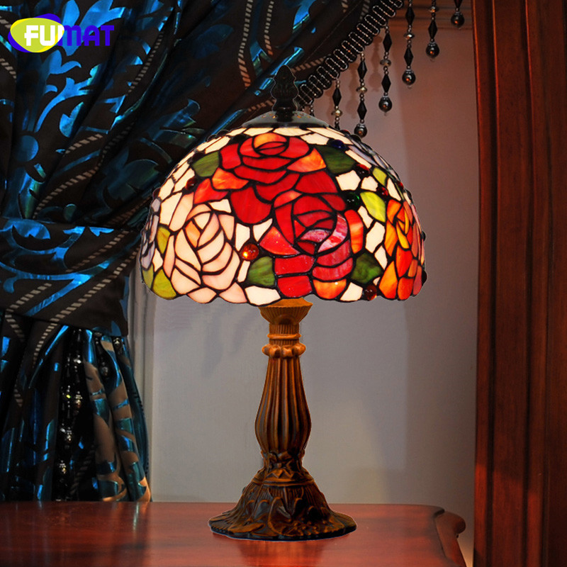 small stained glass lamp shades | Roselawnlutheran