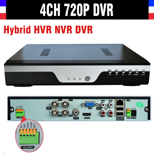 New CCTV 4CH 720P SDVR H.264 Recorder 4 Channel CCTV AHD DVR NVR HVR Video Recorder Support Analog Camera IP Camera 3G WIFI cctv camera dvr system ahd 720p kit optional 2 3 4 channel cctv dvr hvr nvr 3 in 1 video recorder infrared dome camera security