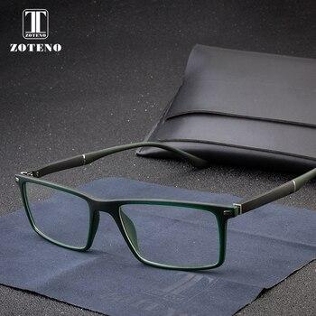 TR90 Для мужчин очки кадр классический близорукость Оптический Рецепт ясно Оправы для очков Gozluk мужской дизайн бренда очки #88008