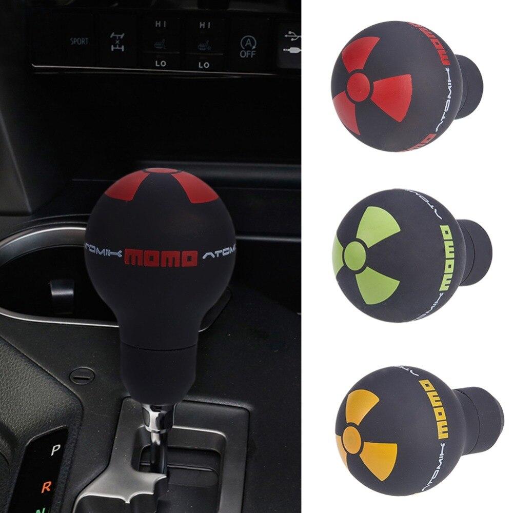 Colored Shift Knob Car Universal Manual Knob Gear Shift Head Round ...