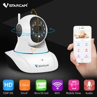 VStarcam C7825WIP Network Camera P2P Wifi IR Cut IP Network Camera 2Way Audio Clear And Loud