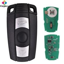 KEYECU KYDZ Smart-Remote-Key 3 Taste CAS3 315LP MHZ Mit ID7944 Chip für BMW 1 3 5 6 7 serie