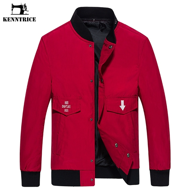 Aliexpress.com : Buy Kenntrice Spring Cotton Wash Bomber Jackets ...