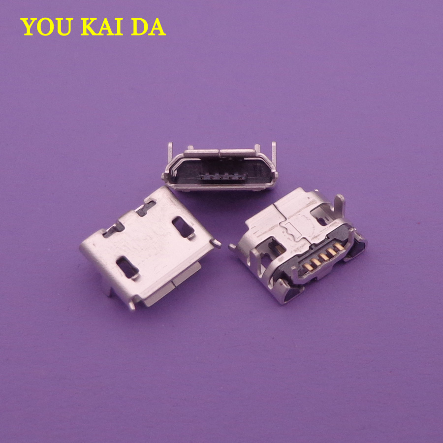 micro mini usb jack New For ASUS Memo Pad 7 ME172 ME172V Micro USB DC Charging Socket Port Connector
