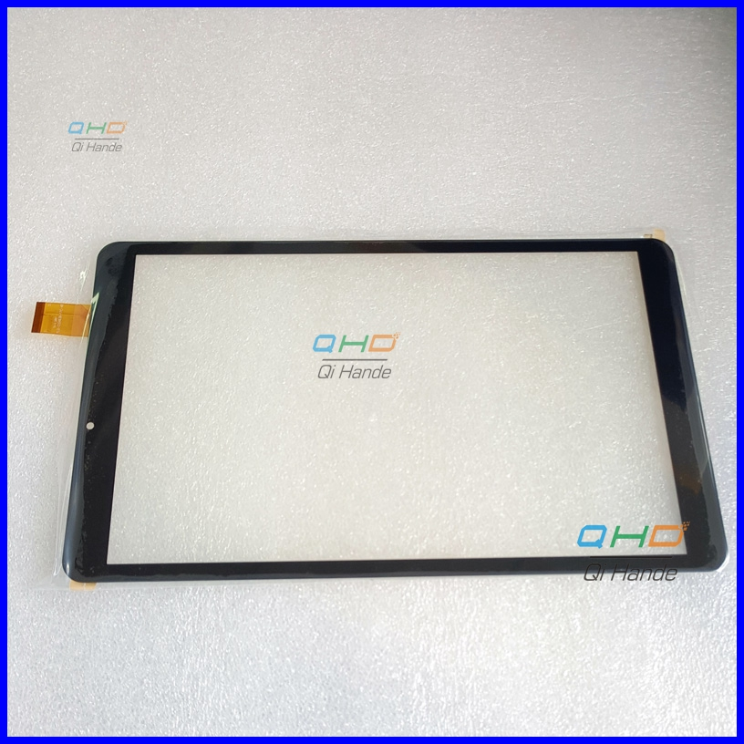 Black New 10.1 Tablet PC Digitizer Touch Screen Panel Glass Sensor Replacement part 51-0 3B0T YLD-CEGA636-FPC-A0 HXR 250*150mm