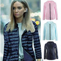 Moda Feminina Lady Roupas de Inverno Quente Para Baixo Com Capuz Windbreaker Parka Casaco Outwear Roupas Jaqueta