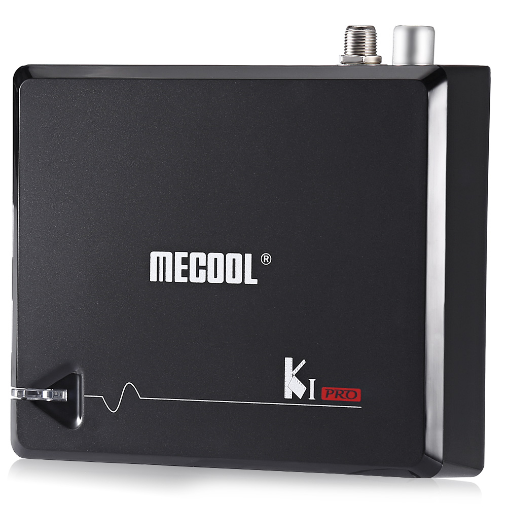 MECOOL KI PRO Smart Android TV Box Quad Core Cortex - A53 2G 16G Android 7.1 Bluetooth 4.1 5G WiFi 4K 1000M LAN Portable TV BOX цена и фото