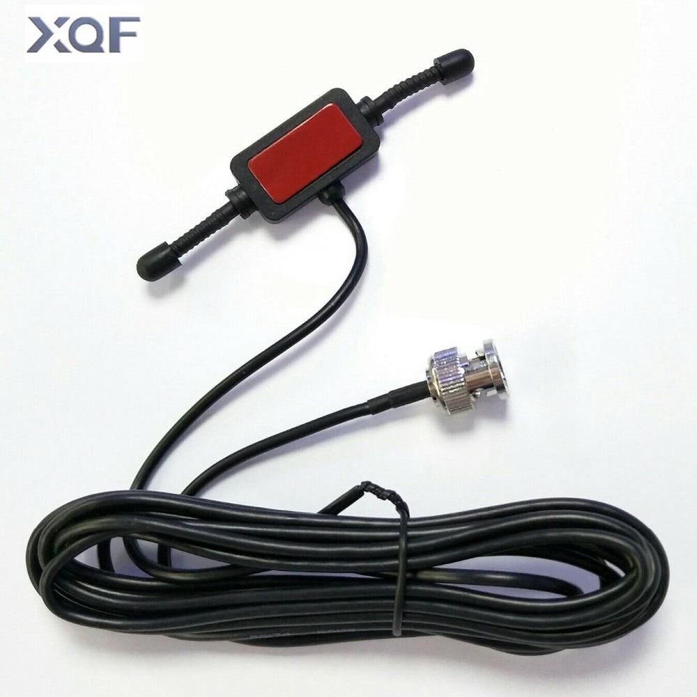 US $5 36 28% OFF|Radioddity Scanner Antenna for Uniden for Motorola Two  Radio BNC Glass Mount 4
