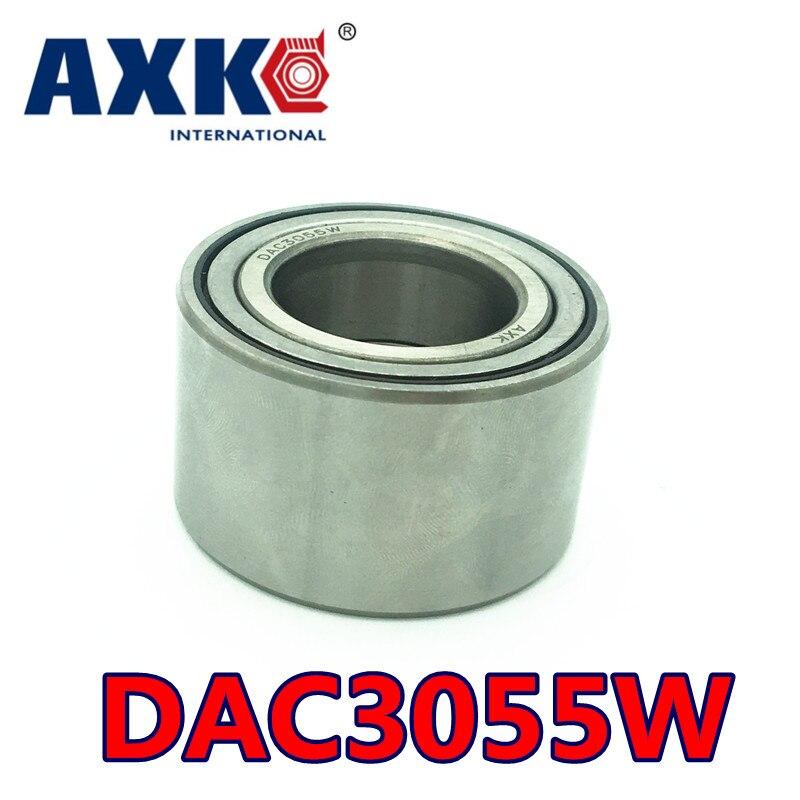 Axk Hot Promotion Free Shipping Dac30550032 Dac3055w Cs31 Dac30553 Atv Utv Car Bearing Auto Wheel Hub 30*55*32mm Iron Shield free shipping 1pcs dac3055w dac30550032 30x55x32 305532 high quality bearing auto bearings hub car bearing