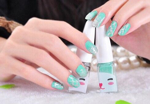 2pcs Nail Polish Rabbit Nail Gel 6colors Nail Polish Nail Art